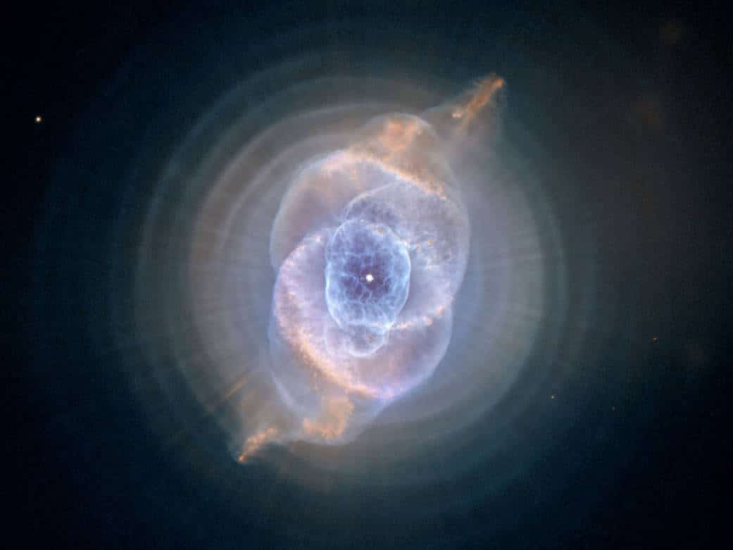 Cat's Eye Nebula (NASA)