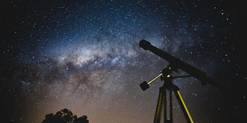 Who invented the telescope